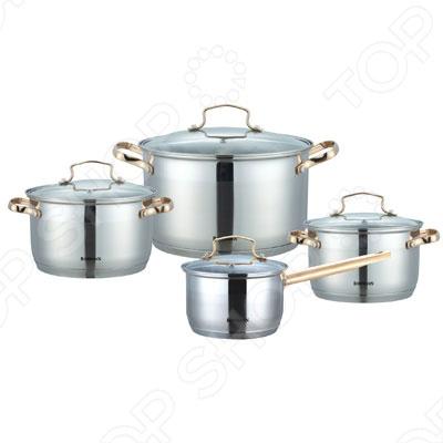 Набор кухонной посуды Bohmann BH-1908G