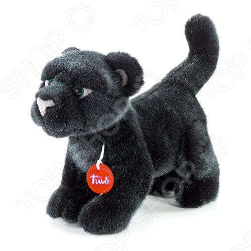 Мягкая игрушка Trudi Пантера Ирис мягкие игрушки trudi пантера ирис 34 см
