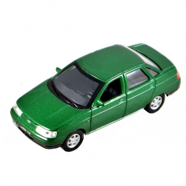 Модель машины 1:34-39 Welly Lada 110. В ассортиментеМодели авто<br>Товар продается в ассортименте. Цвет изделия при комплектации заказа зависит от наличия цветового ассортимента товара на складе Модель машины 1:34-39 Welly Lada 110 это коллекционная модель, которая является копией настоящего автомобиля. Она изготовлена из металла с элементами пластика. У машинки открываются двери, двигаются колеса. Машинка является отличным подарком не только ребенку, но и коллекционеру. Однако, во время игры с такой машинкой у ребенка развивается мелкая моторика рук, фантазия и воображение.<br>