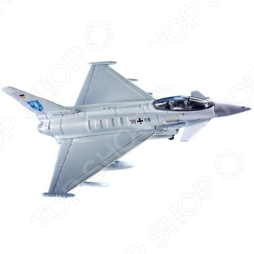 Фото Сборная модель самолета Revell Eurofighter