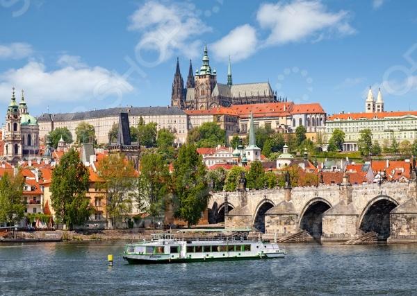 Пазл 1000 элементов Castorland «Прага, Чехия»Пазлы (501–1000 элементов)<br>Пазл Castorland Прага,Чехия это отличное и веселое времяпрепровождения для всей семьи. Внутри упаковки находится набор из 1000 элементов. Части изображения соединяются между собой с помощью пазлового замка. Собрав все детали воедино, у вас получится великолепная картина, которую, сперва надежно закрепив, можно повесить на стену, как предмет декора. Пазл Castorland Прага,Чехия изготовлен из абсолютно безопасного материала, поэтому замечательно подойдет для детей. Головоломка развивает усидчивость, наблюдательность, образное восприятие и логическое мышление. Постоянно манипулируя деталями, ребенок улучшает мелкую моторику рук и координацию движений. Размер готового пазла составляет 68х47 см.<br>