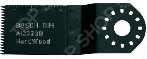 Полотно пильное погружное Bosch AIZ 32 BB погружное пильное полотно bosch bim aiz 32 apb wood and metal 2 608 661 644