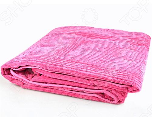 Фото Одеяло Dormeo Sanja. Цвет: розовый. Размер: 140х200 см