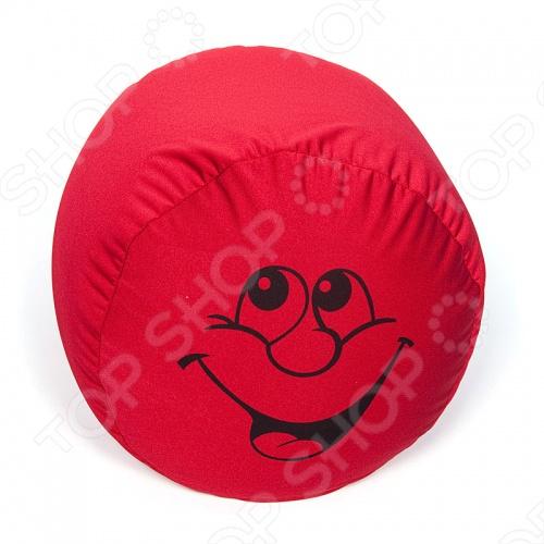 Подушка из шариков как сделать