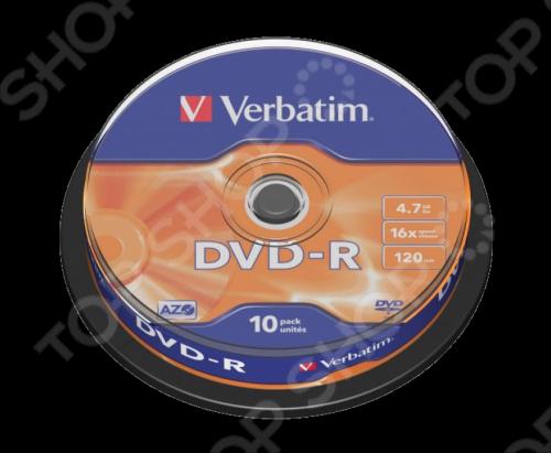 Набор дисков Verbatim 43523