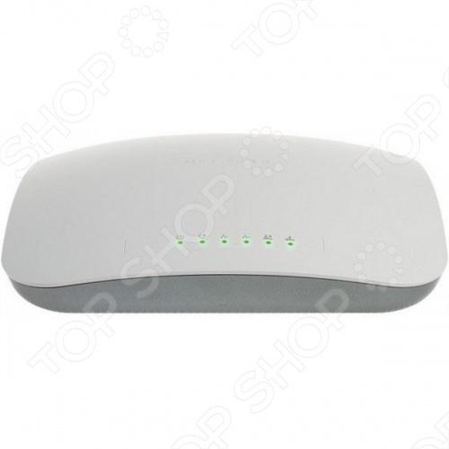 Точка доступа Wi-Fi NetGear WNDAP620-100PES точка доступа netgear ex2700 100pes