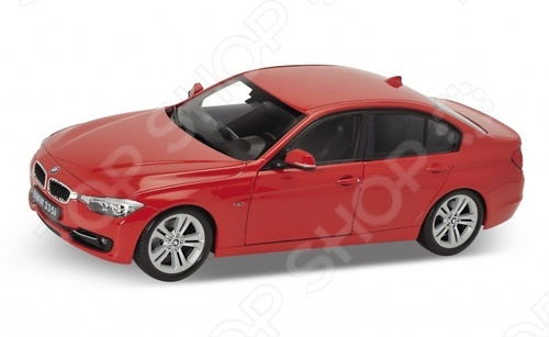 Модель автомобиля 1:24 Welly BMW 335. В ассортименте