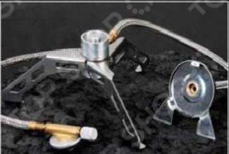 Адаптер-удлинитель FIRE-MAPLE FMS-702 станет отличным дополнением к вашему походному оборудованию, с помощью которого вам удастся разогреть или приготовить еду во время туристического похода, охоты или рыбалки, на даче. Складная конструкция, малый вес и размеры обеспечивают эффективность и практичность применения.