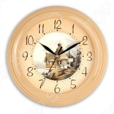 Часы настенные Вега П 6-14-9 ДомЧасы настенные<br>Часы настенные ВЕГА П 6-14-9 Дом - весьма грамотное сочетание цены и качества, эстетичности и практичности, созданное специально для вашего дома! Основными особенностями данной модели стали: материал изготовления, тип конструкции, тип отображения времени, тип механизма, дизайн посередине циферблата нарисован городской пейзаж , удобно читаемые цифры, размер. Порадуйте себя и свой любимый дом столь приятным, а главное, полезным аксессуаром, как часы настенные ВЕГА П 6-14-9 Дом!<br>