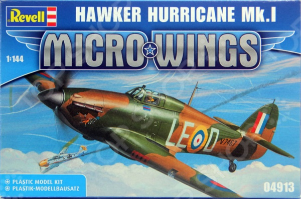 Сборная модель самолета Revell Hawker Aircraft Mk.1
