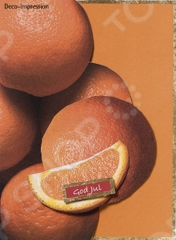 фото Бумага для скрапбукинга Rayher «Апельсин», купить, цена