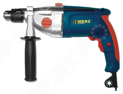 Дрель ударная Herz HZ-ID13EV фильтр filtero fth 41 lge hepa для lg