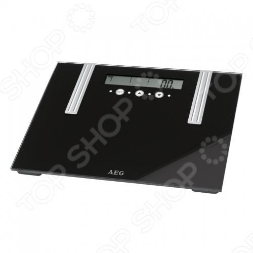 Весы AEG PW 5571 FA clatronic pw 3370 напольные весы