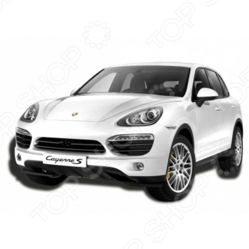 Автомобиль на радиоуправлении 1:16 KidzTech Porsche Cayenne S машины kidztech радиоуправляемый автомобиль 1 12 porsche cayenne s