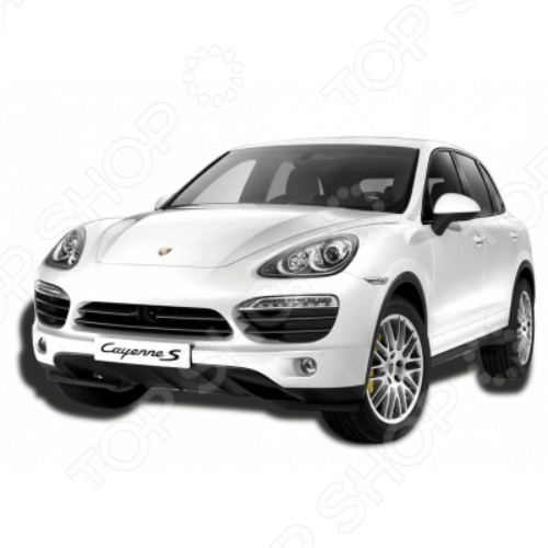 Автомобиль на радиоуправлении 1:16 KidzTech Porsche Cayenne S автомобиль на радиоуправлении kidztech bugatti 16 4 grand sport