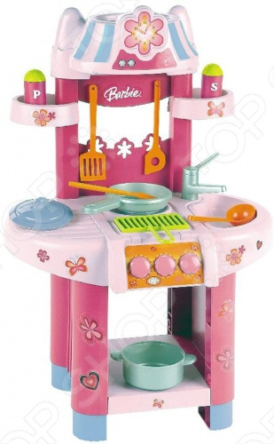 Кухонный центр Klein Barbie