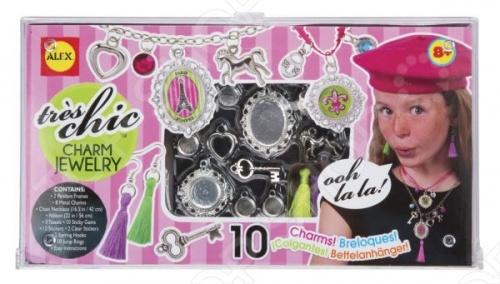 Набор для создания украшений Alex «Очарование» alex набор сделай сам браслеты звезды спорта alex