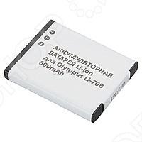 фото Аккумулятор для фотокамеры Dicom DO-70B, Аккумуляторные батареи для фотоаппаратов и видеокамер