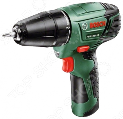 Шуруповерт Bosch PSR 1080 Li 0603985021 - фото 3