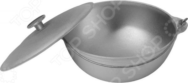 Казан BOYSCOUT литой с крышкой посуда boyscout 61360 казан