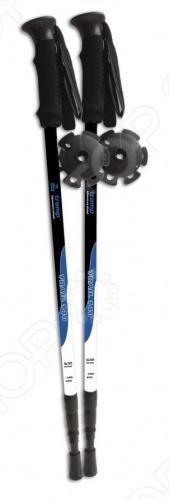 Треккинговые палки Tramp Trail 140 предназначены для трудных переходов по местности со сложным рельефом. Помогают разгрузить суставы и мускулатуру нижней части тела путём переноса части нагрузок с ног на кистевые, плечевые и локтевые суставы. Благодаря созданию дополнительных точек опоры повышается устойчивость. Произведенные из бесшовных гладкостенных алюминиевых труб сплава 7075. Палки Tramp Trail 140 обладают парой маленьких и больших колец из плотной морозоустойчивой резины, а также резиновыми колпачками на наконечники. Это дает возможность применять их на различных рельефах почвы круглый год. Наконечники изготовлены из износоустойчивой, высоко углеродистой стали. Длина палки регулируется 70-145 см.
