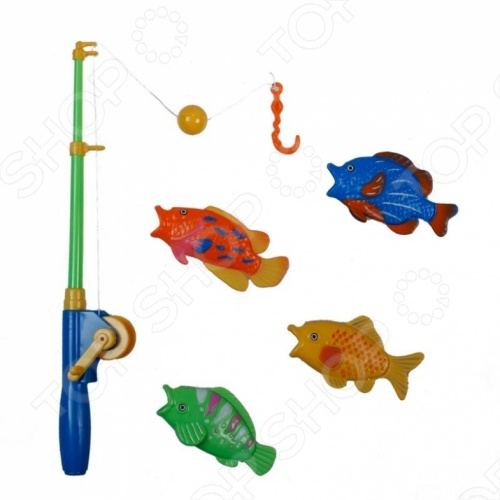 Игра-рыбалка 1 TOY Т52136