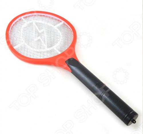 Ракетка-мухобойка электрическая Irit IR-850 100 эффективное средство борьбы с мухами, комарами, осами и другими насекомыми. Мухобойка работает от 2-х пальчиковых батареек типа АА. Ракетка-мухобойка электрическая Irit IR-850 уничтожает летающих насекомых малым разрядом электрического тока, безопасным для человека и животных.