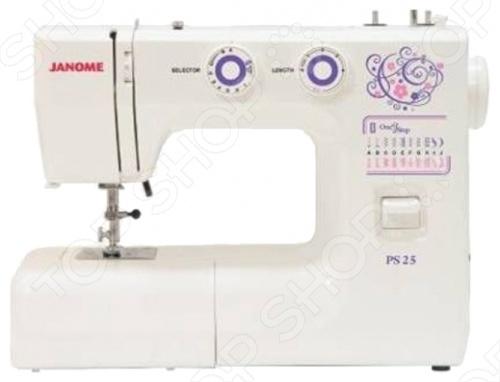 Швейная машина Janome PS-25 (LW-30) janome ps 11 lw 10