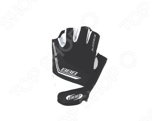 Перчатки велосипедные BBB BBW-33 MTBZone (2014). Цвет: черный