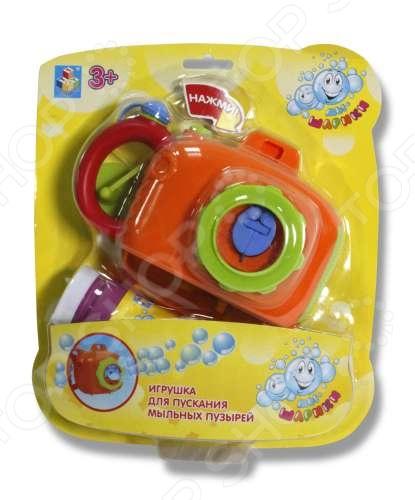 Игрушка для пускания мыльных пузырей 1 Toy «Мы-шарики!». В ассортименте