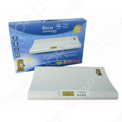 фото Весы электронные Maman SBBC212, Карманные и мини-весы