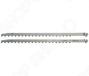 Набор ножовочных полотен Bosch HM TF 300 NHMНожовочные полотна<br>Набор ножовочных полотен Bosch HM TF 300 NHM комплект из двух твердосплавных пилок для электроножовок PFZ 1200 A; PFZ 1300 AE; PFZ 1400 AE, предназначенные для работы с различными материалами. Общая длина, мм: 360.<br>