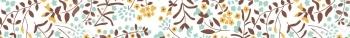 Лента тканевая самоклеющаяся Rayher Летний луг станет прекрасным дополнением к вашей творческой работе. Такими аксессуарами можно украсить открытку, любимую книгу или же фотографию. Картинка продержится долгое время и будет радовать глаз. Данный набор служит для облегчения вашей работы по созданию скрап-страниц или открыток ручной работы.