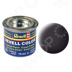 Краска Revell РАЛ Краска Revell РАЛ /Битумно-черный матовый