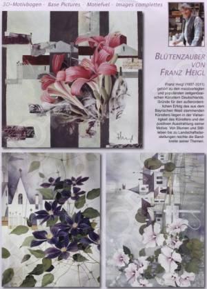 фото Аппликация вырубная и фон для рисунков Reddy Creative Cards «Цветы» №2, купить, цена