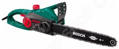 Пила цепная электрическая Bosch AKE 35 S электропила bosch ake 35 s запасная цепь 0 600 834 502