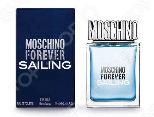 Туалетная вода для мужчин Moschino Forever Sailing туалетная вода moschino moschino mo351lwem458