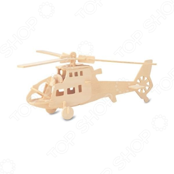 Конструктор 3D Education Line «Вертолет» Конструктор 3D Education Line «Вертолет» /