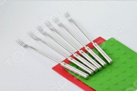 Набор вилок с 3-мя зубцами для фондю Stahlberg 5741-S