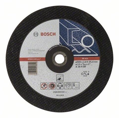 Диск отрезной Bosch Expert for Metal 2608600542