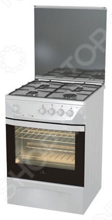 Плита Дарина 1 D GM141 002 W газовая плита ardesia d 662 rns