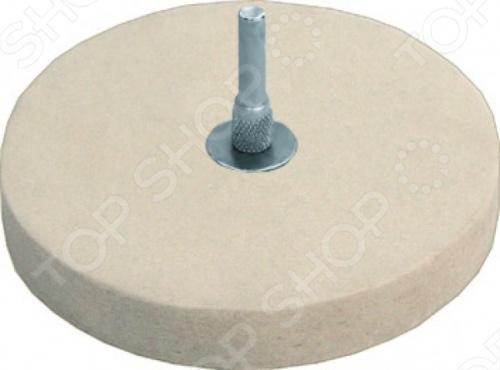 Круг полировочный FIT фетровый используется для полировки металлических поверхностей. Обладает высокой прочностью и износостойкостью, благодаря чему прослужит долгий срок, не теряя при этом своих рабочих качеств.