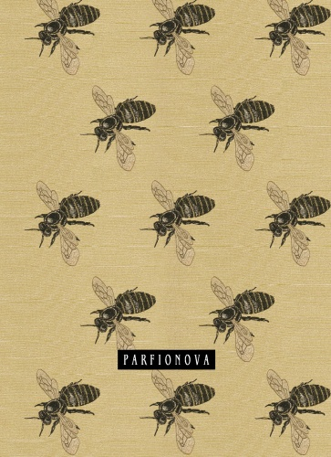 Блокнот для записей Рой пчел