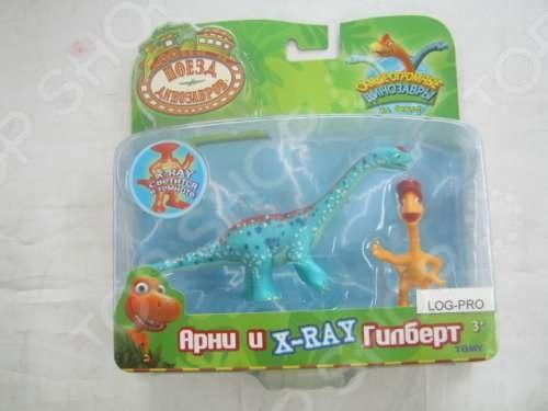 Набор фигурок динозавров Т57096