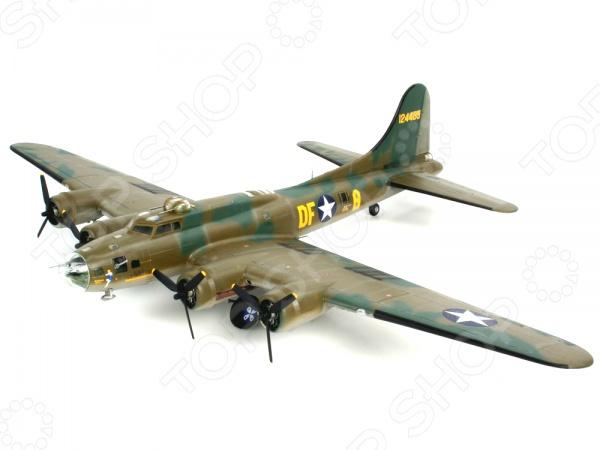 Сборная модель самолета Revell Boeing B-17F «Memphis Belle» revell самолет бомбардировщик боинг b 17g летающая крепость американский