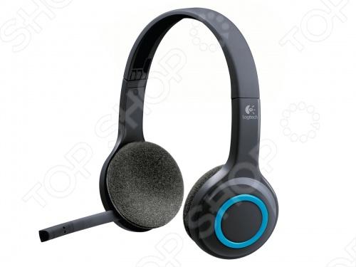 Гарнитура Logitech Wireless Headset H600 теперь можно общаться и слушать музыку без проводов! Лазерная калибровка динамиков минимизирует искажения, обеспечивая чистое звучание при голосовом общении и воспроизведении стереозвука. Микрофон с функцией шумоподавления снижает уровень нежелательных фоновых шумов. Миниатюрный наноприемник, который можно оставлять в ноутбуке, всегда готов к работе. Один раз подключите его к USB-порту и забудьте о нем. Вы больше не прикованы к своему столу: беспроводное устройство позволяет вам перемещаться в радиусе 6 м от вашего компьютера с надежной беспроводной связью. Продолжительность работы от аккумуляторов: 6 ч.