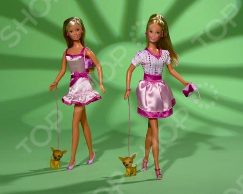 Кукла штеффи Simba с аксессуарами 5734908 кукла yako m6579 6