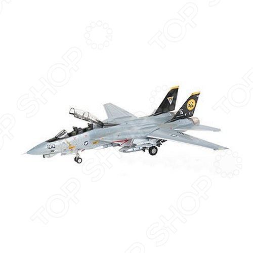 Сборная модель истребителя Revell F-14D «Super Tomcat» revell сборная модель revell истребитель макдоннел дуглас f a 18c hornet