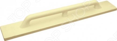 Полутерок РОС Профи - это специальное приспособление для осуществления штукатурных работ - затирки, доводки, отштукатуривания различных поверхностей. Инструмент имеет повышенный рабочий ресурс, так как он изготовлен из износоустойчивого материала- полиуретана.