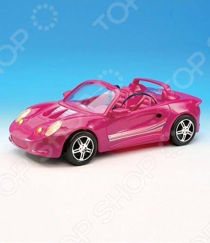 Машина для кукол 1 TOY «Кабриолет»